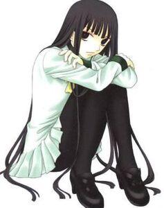 Rin Manga Cover