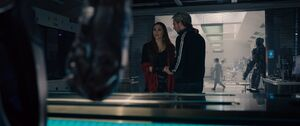 Scarlet Witch and Quicksilver betrayed
