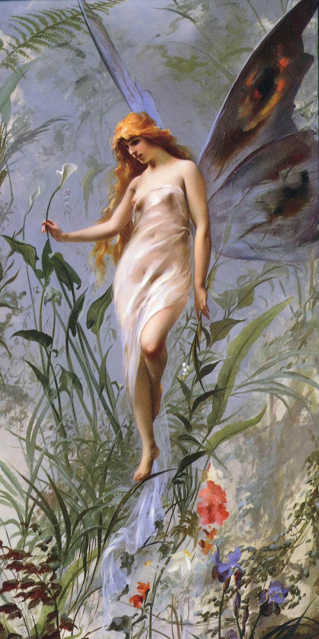 Fairies (folklore)