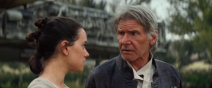 Han Solo and Rey 3