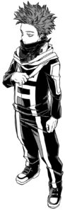 Hitoshi Shinso (Costume Prototype)