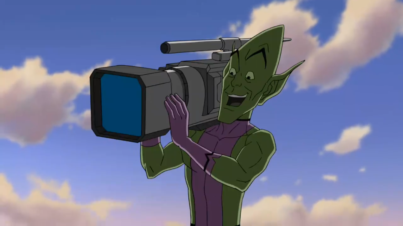 Impossible Man (2010s Marvel Animated Universe)