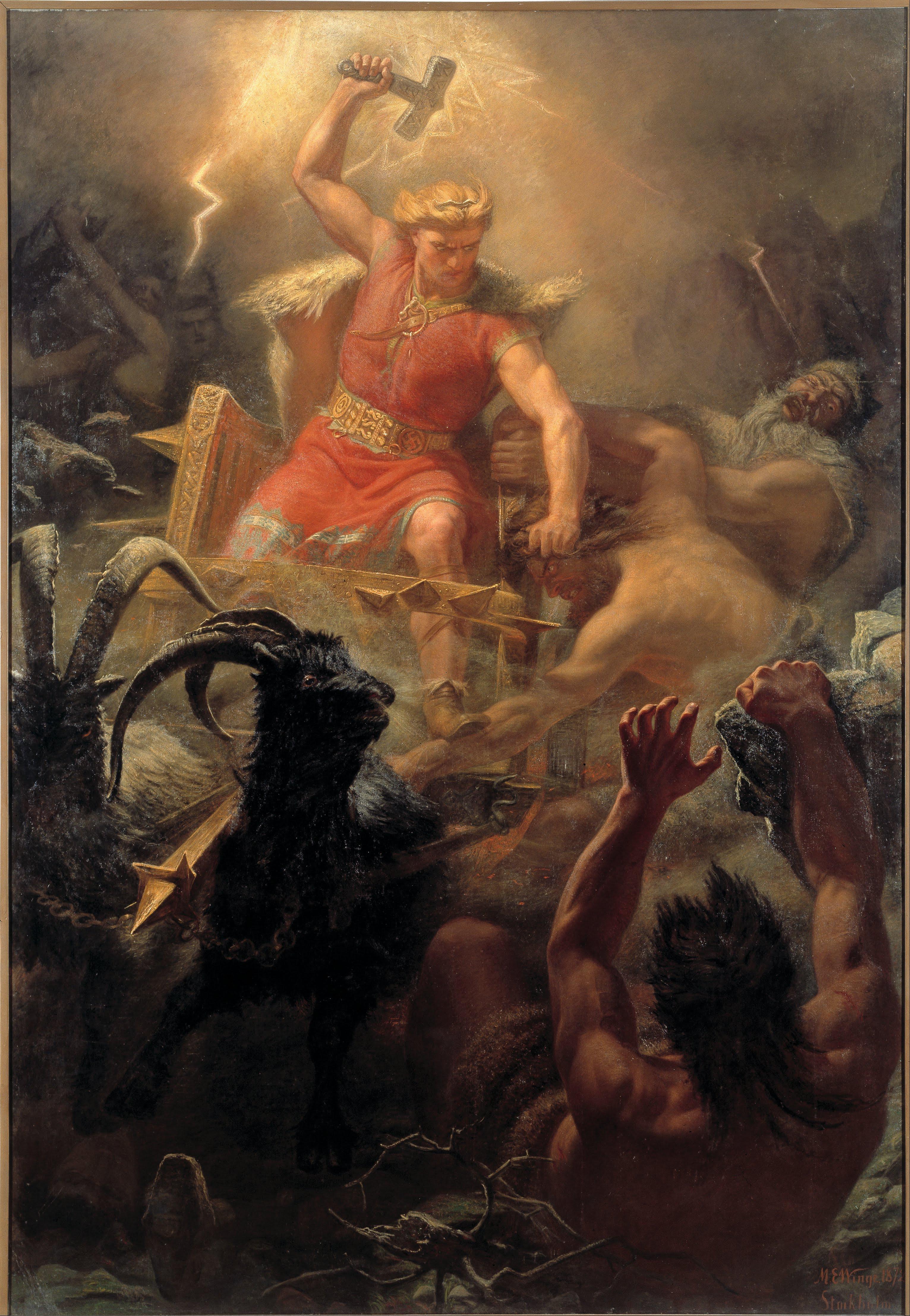 Thor (mythology)
