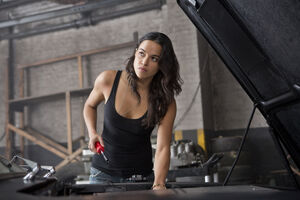 Michelle Rodriguez as Letty Ortiz in Fast & Furious 6 (2013) 354