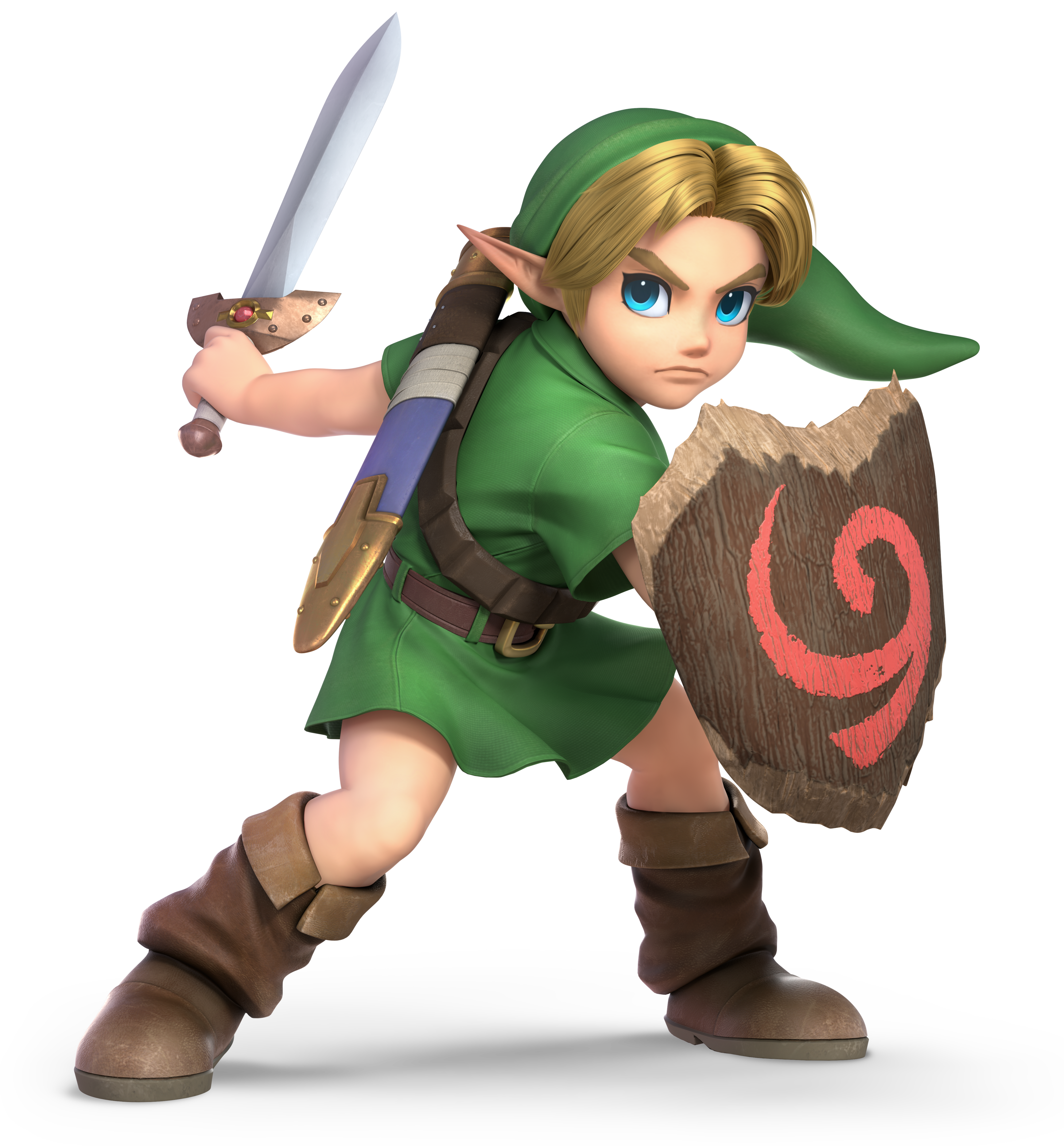 Fower42/PG Proposal: Young Link