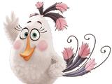 Matilda (The Angry Birds Movie)