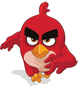 Angry Birds Movie Red 2
