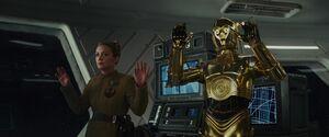 Connix and C-3PO