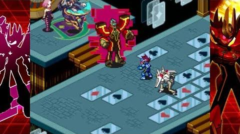 Mega Man Star Force 3 - Part 30 Dread Joker