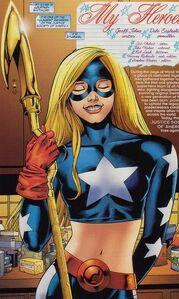 Stargirl Comic