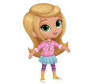 2015SHIMMER AND SHINE Leah