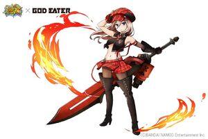 God Eater Alisa (111)