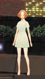 Haru Okumura- Summer Outfit