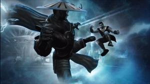 Taven vs Raiden