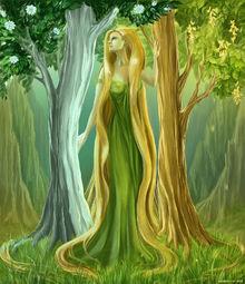 Yavanna the Queen of the Earth by Sedeptra.jpg