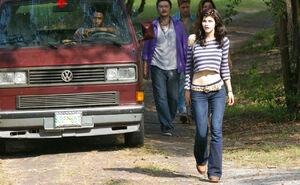 Alexandra Daddario as Heather Miller inTexas Chainsaw 3D 3