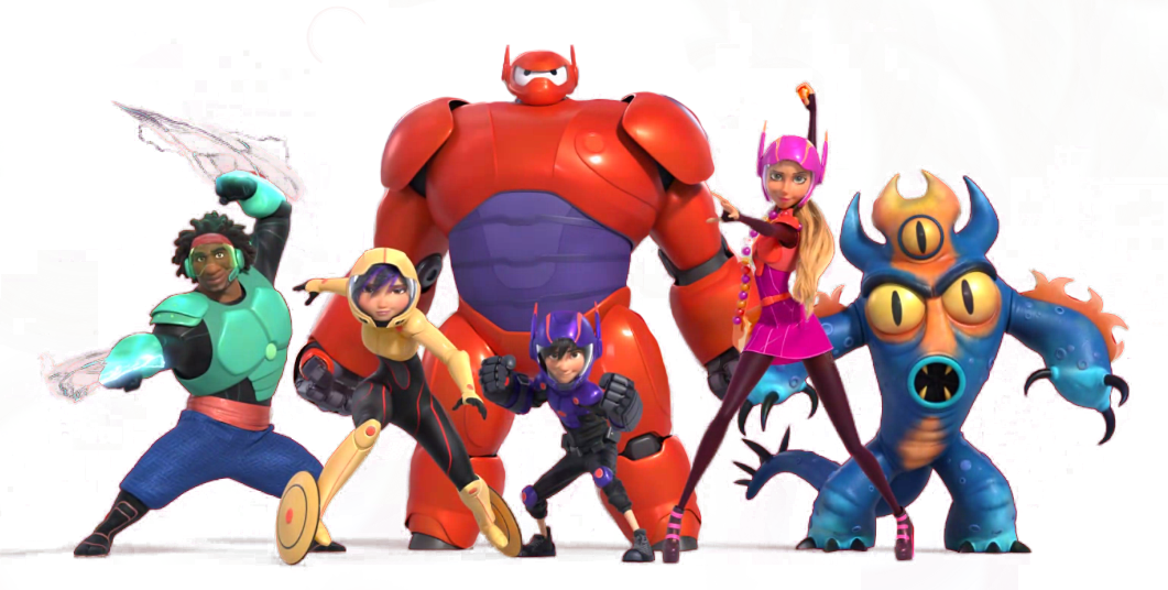 Big Hero 6 (Disney)