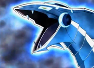 Blue-Eyes Shining Dragon's sacrifice