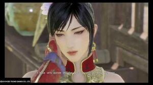 Dynasty Warriors 9 Lianshi ( Lian Shi ) Ending The Meaning of Support