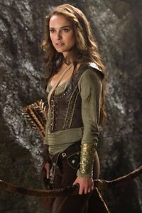 Natalie Portman as Isabel in Your Highness