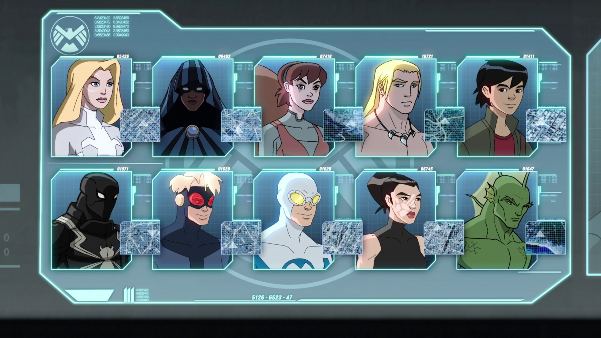 New Warriors (Ultimate Spider-Man)