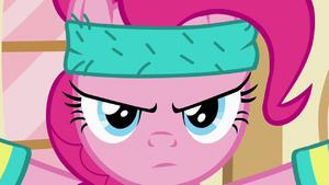 Pinkie Pie Serious