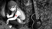 Tattoos smoking black and white vocaloid hatsune miku smoke tie skirts long hair rings tongue pierci Art Tattoos HD Wallpaper guitars sadic anime manga music humor funny bricks art women female girls 1920x1080