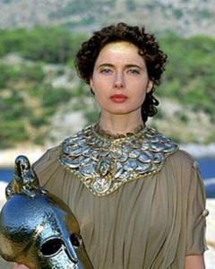 Athena, Isabella Rossellini