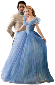 Cinderella and kit cinderella 2015 png by nickelbackloverxoxox-d8mhrf8