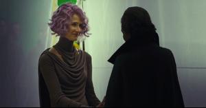 Holdo Leia