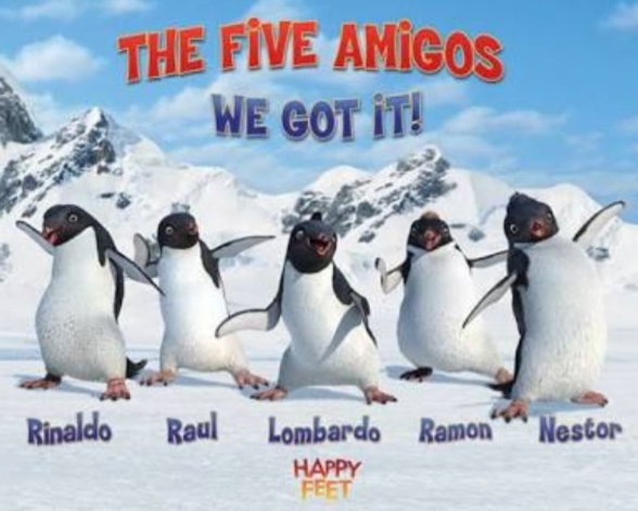 Amigos (Happy Feet)