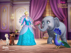 Barbie as The Island Princess Official Stills 6