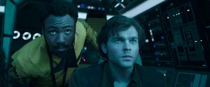Lando Han Solo film
