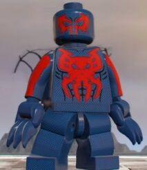 Miguel O'Hara LEGO Marvel Super Heroes 2