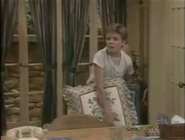 The Facts Of Life Another Room Andy helping Beverly Ann by going to check the stove when he is only in his underwear