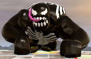 Venom Lego Marvel