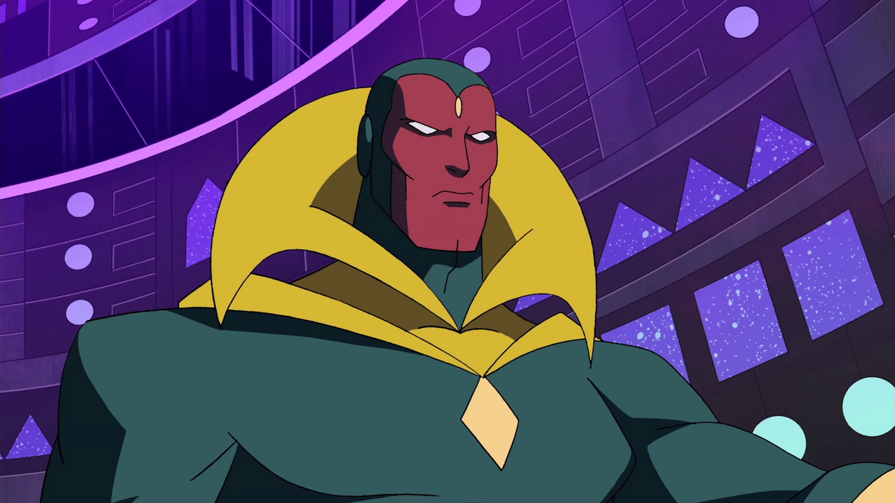 Vision (The Avengers: Earth's Mightiest Heroes)