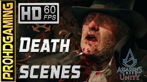 Assassin's Creed Unity - All Assassination Cut Scenes Death Scenes - 60fps