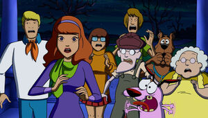 Courage, Muriel, Eustace and Gangs