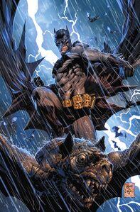 Detective Comics Vol 1 1000 Textless Daniel Variant
