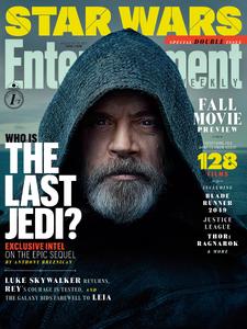 Entertainment Weekly - Luke Skywalker