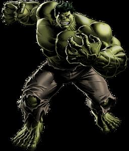 Hulk Marvel Avengers Alliance
