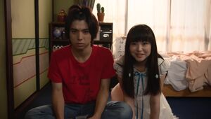 Jinta and Menma - Live Action