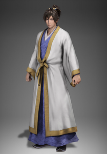 Man Chong Civilian Clothes (DW9)