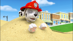 Paw Patrol Marshall that was fun by lah2000 ddrzj2s