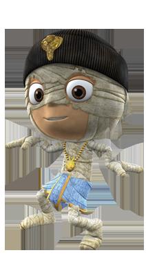 Ra the Mummy