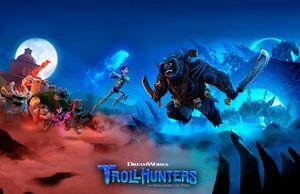 Trollshunters Walpaper