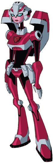 Arcee (Transformers Animated)