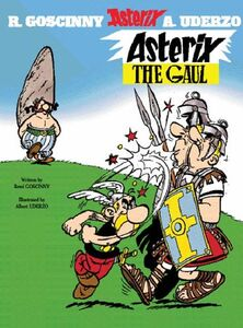 Asterix cover 1