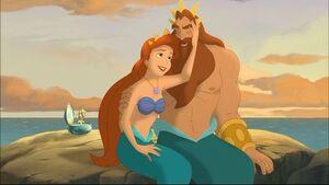 Athena and Triton 3